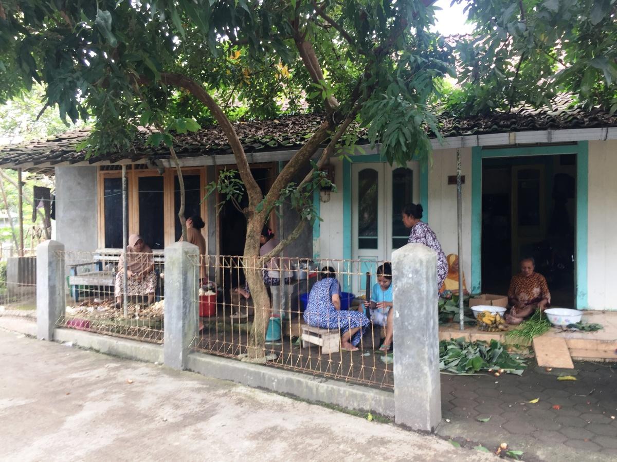 Cerita Hamil: Mitoni (7 bulanan) di Kaliwungu